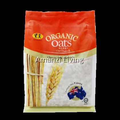 Organic Oats 有机燕麦片